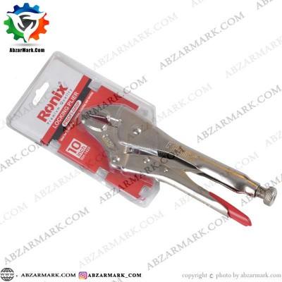 انبر قفلی رونیکس سایز 10 مدل RH-1420