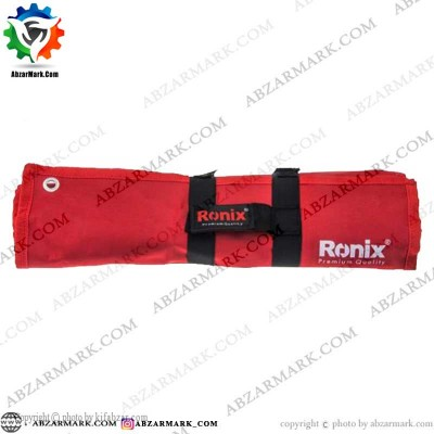 مجموعه 8 عددی آچار دو سر رینگ کیفی رونیکس مدل RH-2301