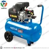 کمپرسور باد 50 لیتری نووا NOVA مدل NTA 9050