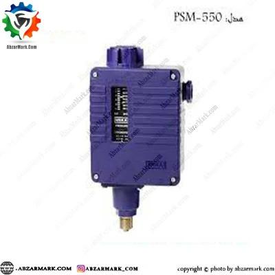 پرشر سوئیچ ویکا WIKA مدل PSM-550