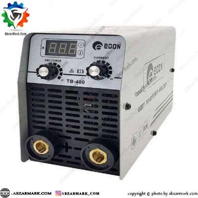 دستگاه جوش اینورتر ادون edon مدل TB-400