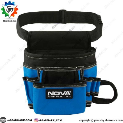 کیف کمری ابزار 27 سانتیمتر نووا NOVA مدل NTB6027