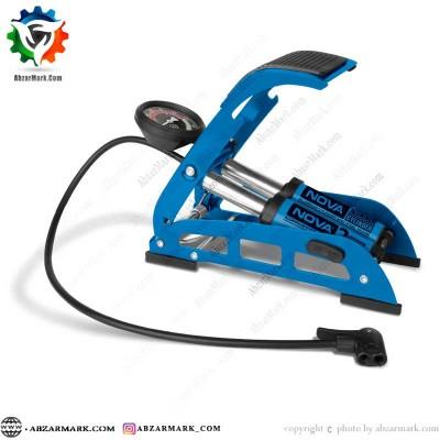 تلمبه باد پایی دو پمپ نووا NOVA مدل NTP9014