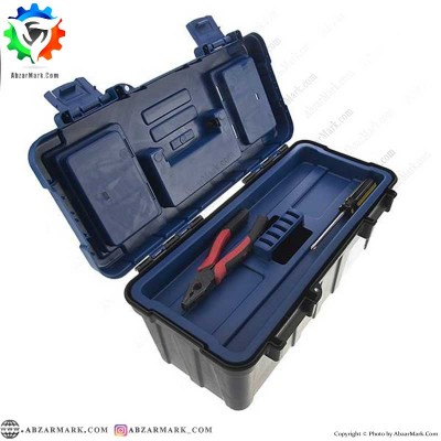 جعبه ابزار 17 اینچ نووا NOVA مدل NTB6017