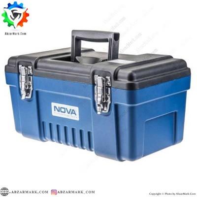 جعبه ابزار 16 اینچ نووا NOVA مدل NTB 6016
