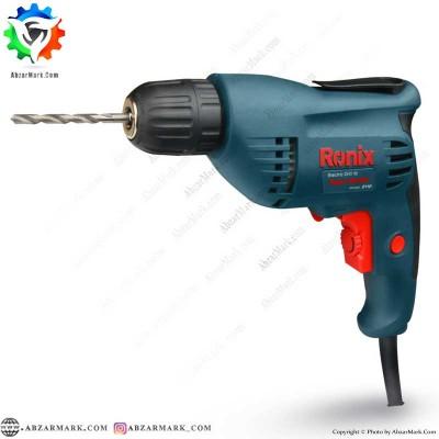 دریل برقی 10 میلیمتر اتوماتیک رونیکس RONIX مدل 2110
