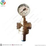 فشارشکن آب پکنز PAKKENS سایز 3/4 با مانومتر