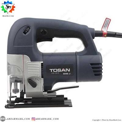 اره عمود بر گیربکسی 650 وات توسن TOSAN مدل 5056 J