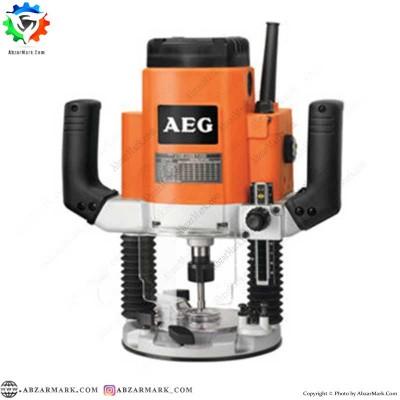 فرز نجاری 1350 وات آاگ AEG مدل RT 1350