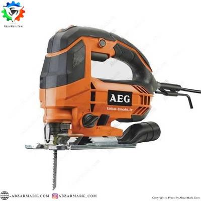 اره عمود بر 650 وات آاگ AEG مدل STEP 80