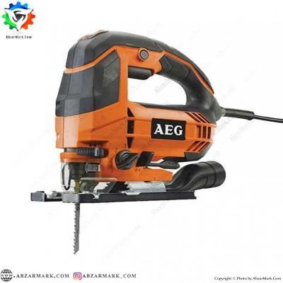 اره عمود بر 700 وات آاگ AEG مدل STEP100X