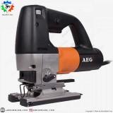 اره عمود بر گیربکسی 600 وات آاگ AEG مدل STEP1200BX