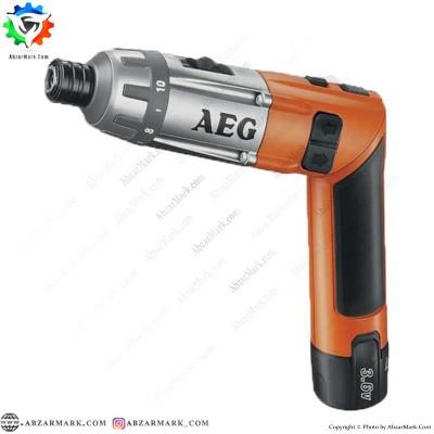 پیچ گوشتی شارژی 3.6 ولت آاگ AEG مدل SE3.6LI