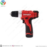 پیچ گوشتی شارژی 12 ولت دنلکس Danlex مدل 6112