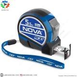 متر نواری 5.5 متری نووا NOVA کمپرس مدل NTT3063