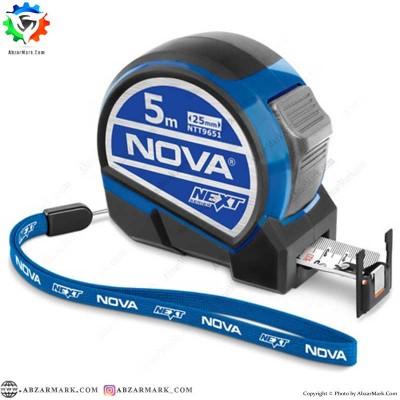 متر نواری 5 متری نووا NEXT NOVA مدل NTT9651