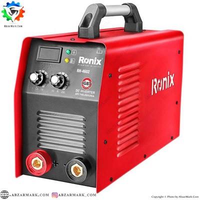 اینورتر جوشکاری رونیکس مدل RH-4602