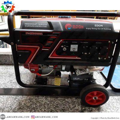 موتور برق 8 کیلو وات بنزینی ادون edon مدل PT-RWD9000A